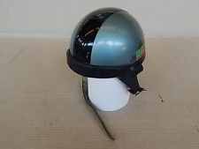 CASCO D'EPOCA AGV VINTAGE OLD BIKE MADE IN ITALY VESPA LAMBRETTA MODS ETC