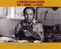 LINO BANFI Foto Autografata Autografo Signed Photo Cinema Il brigadiere Pasquale