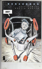 Descender #1 Eh! Variant Jeff Lemire LIMITED TO 1000 COPIES NM / NM+ SONY