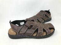 NEW! Dockers Men's Searose Ankle Strap Memory Foam Sandals #79-217602 191MN tk