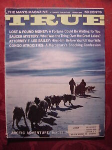 TRUE March 1968 F LEE BAILEY THE QUEEN MARY KIRBY HIGBE
