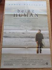 Being Human MoviePoster, Original, Folded, One Sheet, Robin Williams, 1994, USA