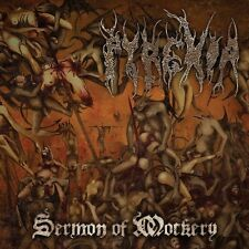 Pyrexia-Sermon of mockery (LIMITED EDITION) CD NUOVO