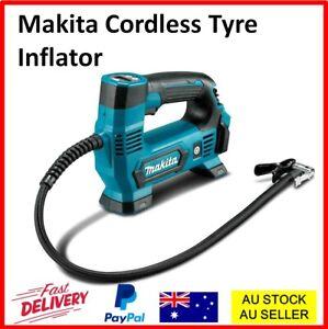 Makita Cordless Tyre Inflator 12V Max Li-ion Tyre Pool Ball Pump Backlight