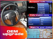 Infiniti FX S50 2003-2008 navigation + awesome upgrade!