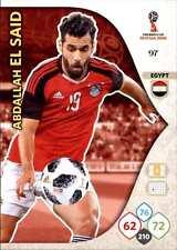 Panini WM Russia 2018 -  Nr. 97 - Abdallah El Said - Team Mate