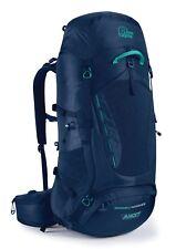 Lowe Alpine Manaslu ND55:65 Trekking Rucksack Regular Blue Print FBP-88-BP-55