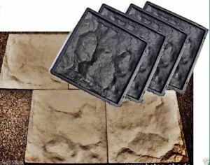 Wandverblender Giessform 320/5  (4 Stück) sehr stabil