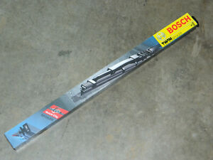 "BOSCH A550S TWIN SPOILER OEM WIPER BLADE SET PAIR 3397118421 FOR BENZ 22"" BLADES"