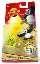 Kung Fu Panda Master Viper & Po Mini Figure 2-Pack