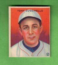 1933 GOUDEY #99 TONY CUCCINELLO BROOKLYN DODGERS