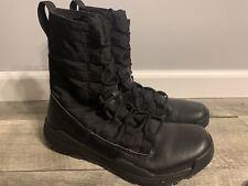 SFB Black Military Combat Tactical Boots Size 12.5 922474-001 Active  SZ 12 Nike