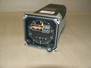 Collins Encoding Altimeter 622-3975-014 ALI-80A .. 20 Day Warranty and Yellow Ta