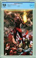 Captain Marvel #12 - 1st Dark Captain Marvel - Secret Variant - CBCS 9.8!
