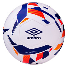 Umbro Neo Trainer Youth & Adult Soccer Ball, Color & Size Options