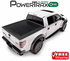 Retrax 10373 RetraxONE Retractable Tonneau Cover for 15 16 17 Ford F150 5.5' Bed