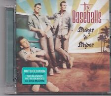 The Baseballs-Strings N Striper cd album
