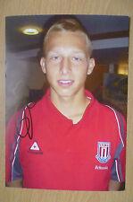 Signed Colour Pictures- RITCHIE DE LAET, Belgian Footballer (7x5 inch)
