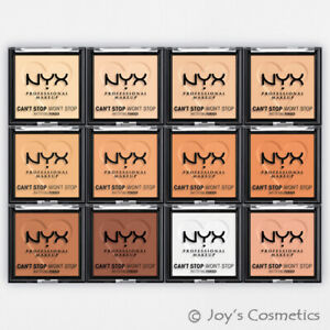 """1 NYX Can't Stop Won't Stop Mattifying Powder - Rice """"Pick Your 1 Color"""" *Joy's*"""
