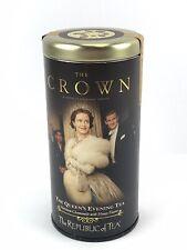 Evening Tea Chamomile Honey Republic Of Tea 36ct The Crown The Queen's Heirloom