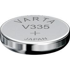 Varta 1 Battery oxide silver V335 SR512SW 335 1.55V