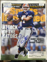 1995 Danny Wuerffel Florida Gators Signed Autographed Sports Illustrated