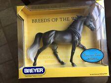 BREYER Bluegrass Bandit #585 Tennessee Walking Horse gray grey
