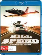 Kill Speed - Blu-ray (NEW & SEALED)