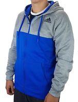 Adidas Team Issue Fleece Block Hoodie Kapuzenjacke Sweatshirt Climawarm Jacke L