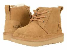 Toddler UGG Neumel II Boot Suede Upper 1017320T Chestnut 100% Original Brand New