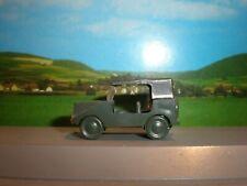 Roskopf # 145 # DKW F91 Munga # Geländewagen 0,25t 4x4 # 1:100 # BW, THW ua #