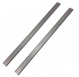 12-1/2-Inch HSS Planer Blades Knives For JWP-12-4P, JET 708522 -SET OF 2