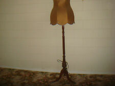 VINTAGE 70'S STANDARD LAMP WITH SHADE