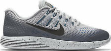 Nike Men's Lunarglide 8 Shield Running Grey/Black sz 7 [849568-002] water proof