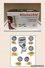 Accessorio Pasta Kitchen Aid Con 6 Trafile Nuovo