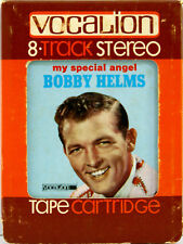 BOBBY HELMS My Special Angel  8 TRACK TAPE  CARTRIDGE