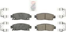 Disc Brake Pad Set-SLE Rear Autopartsource PRC883