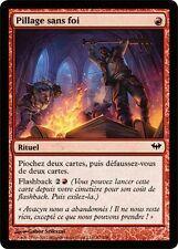 4 * Pillage sans foi - 4 * Faithless looting - Magic mtg -