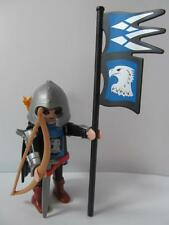 Playmobil Castle extra figure: Falcon knight flag bearer with bow & arrows NEW