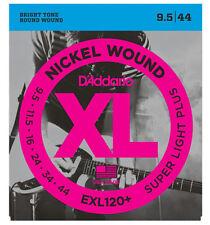 D'ADDARIO EXL120+ - MUTA CORDE PER CHITARRA ELETTRICA(0095-044)
