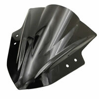 Dirt Resistant Protect Windshield Windscreen For Suzuki GSR400 GSR600 2006-2015