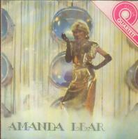 "7"" Amanda Lear/Amiga Quartett"