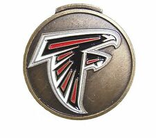 Atlanta Falcons Hat Clip Golf Ball Marker