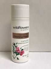 Wildflowers For Sensitive Skin Gentle Facial Cleansing Powder, 2.5 fl oz.