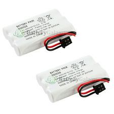 2 NEW Cordless Home Phone Rechargeable Battery for Uniden BT-446 BT446 ER-P512