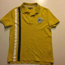 Original Tommy Hilfiger Poloshirt  Gr. 164 Gelb