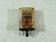 Microswitch / Honeywell FE21-010 Octal 8-Pin Relay 165 Ohm 12V  USED
