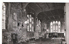 London Postcard - North Aisle & Toc H Chapel in All Hallows by-the-Tower MB1520