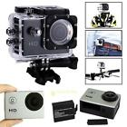 "SJ4000 2.0"" Full HD 30M Waterproof Sports Helmet Action Camera DV DVR Video New"