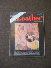 Make It With Leather Contest Issue June - July 1975
